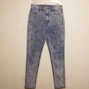 American Eagle Outfitters Sky High Jegging Jeans